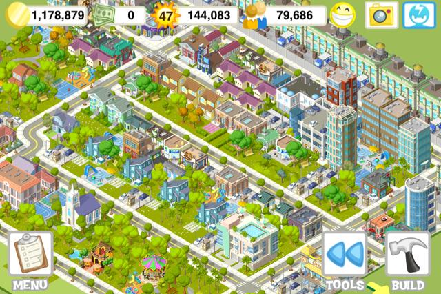 City story dise a tu propia ciudad en este juego para ios - Juegos de construir tu isla ...