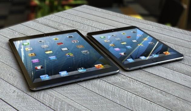 iPad 5 Render