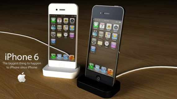 iPhone 6 Transparent Display - Concept