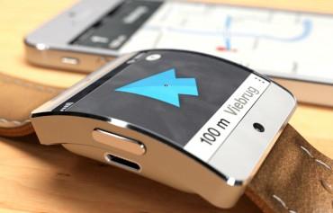 iWatch concept Maps - Martin Hajek - 3