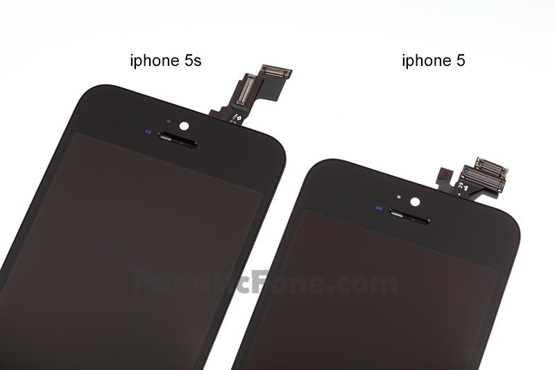 antalla iPhone 5S - 5