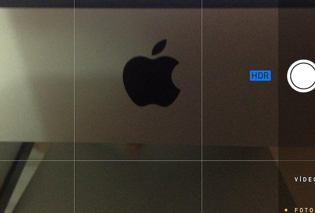 iPad HDR iOS 7 Beta 2 - screenshot 1