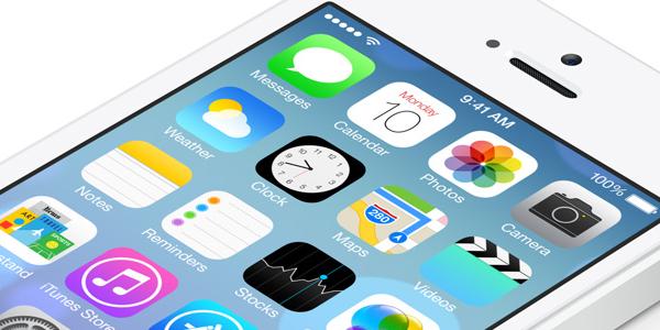 iOS 7 Iconos