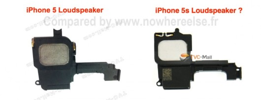 iPhone5S Loudspeaker