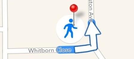turn by turn iOS 7 Maps