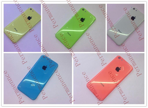 PLastic iPhone Low Cost - Colors