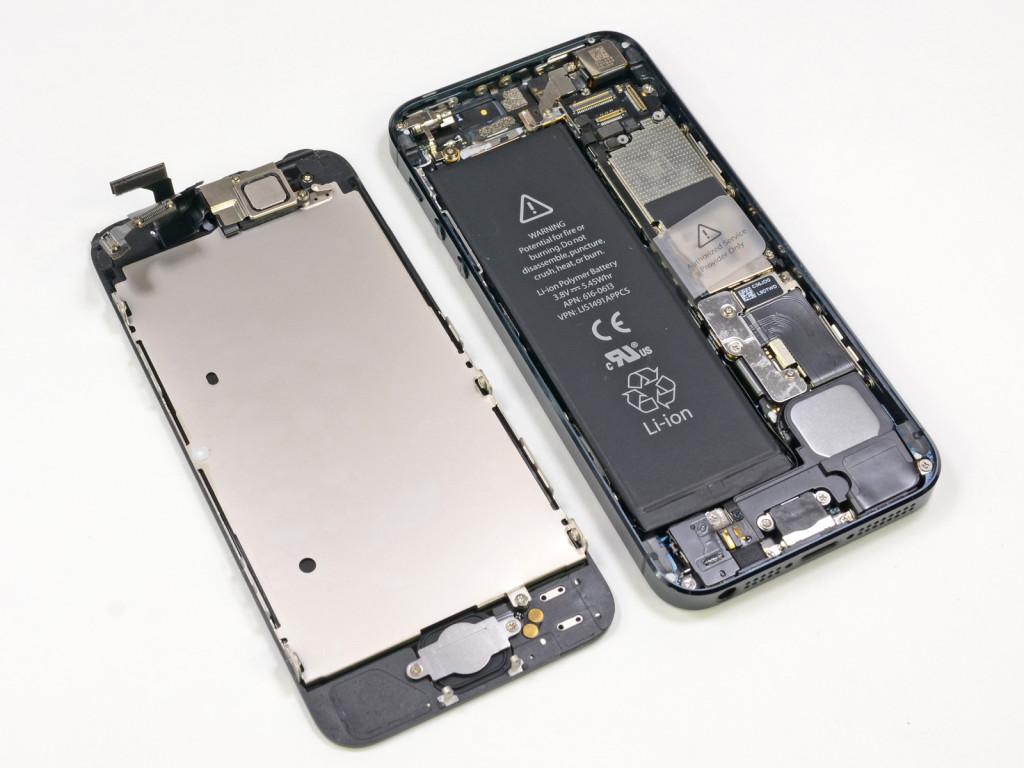 iPhone 5 - Interior