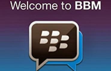 BBM iPhone - thumbnail
