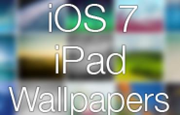 iOS 7 Wallpapers iPad - thumbnail