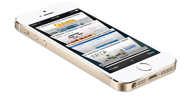 iPhone 5s Wireless