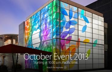 Apple Event - Video Keynote Oct 22