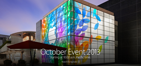 Apple Event - Video Keynote Oct 22