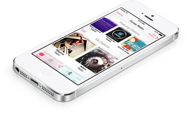 iOS 7 itunes Store