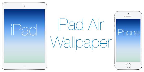 iPad Air Wallpaper