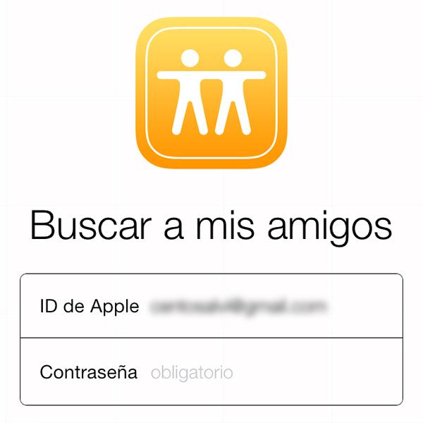 Como Configurar Buscar A Mis Amigos iPhone iPad