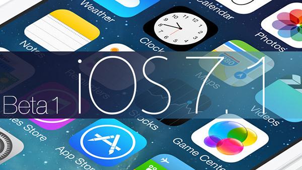 iOS 7.1 Beta 1