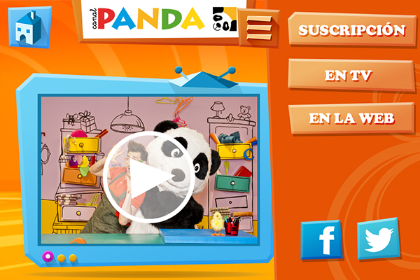 Canal Panda - Suscripcion