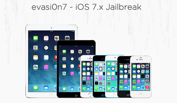 Evasi0n7 - Jailbreak iOS 7 iPhone iPad