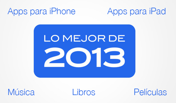 Mejores Apps 2013 iPhone iPad