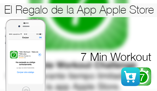 7 Min Workout Challenge - Regalo App Apple Store