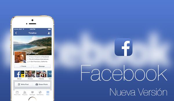 Facebook iOS 7 Logo