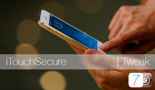 iTouchSecure - iPhone 5s Tweak