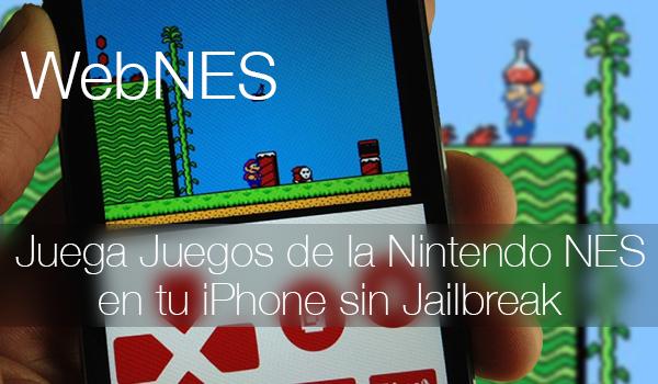 WebNES-iPhone-iPad-sin-Jailbreak