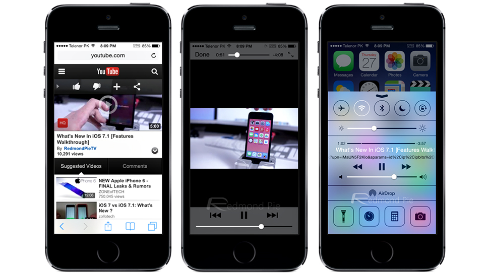 Escuchar Audio YouTube Segundo Plano iPhone iPad