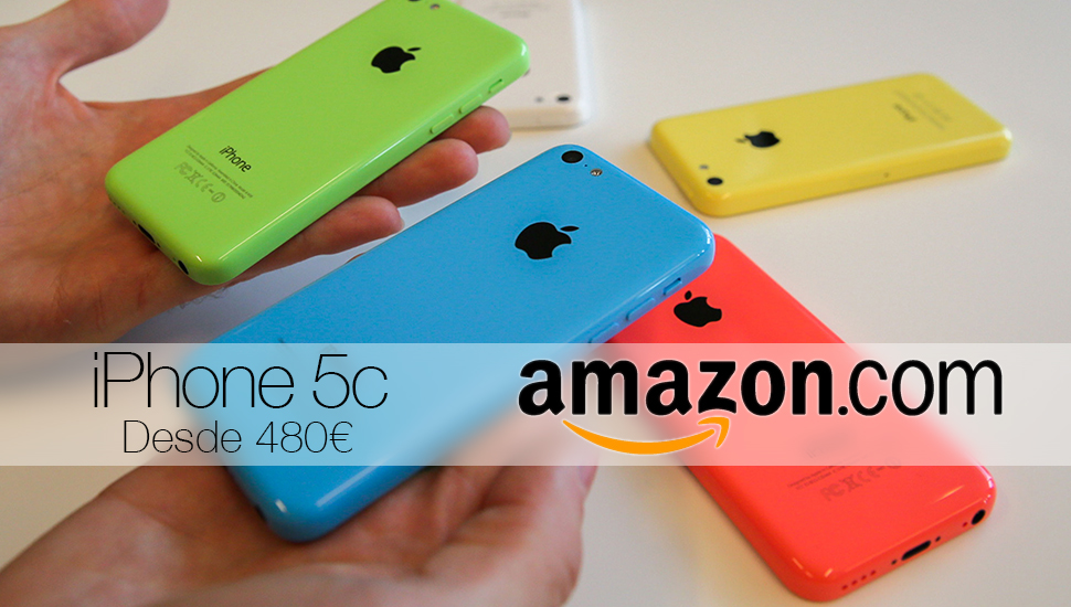 iPhone 5c Amazon