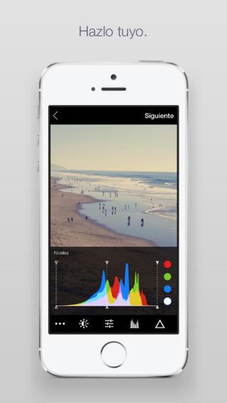 Flickr 3 - screenshot 1