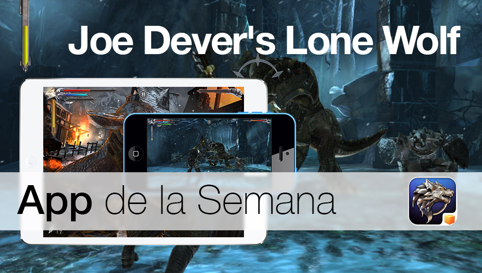 Joe Devers Lone Wolf - App Semana