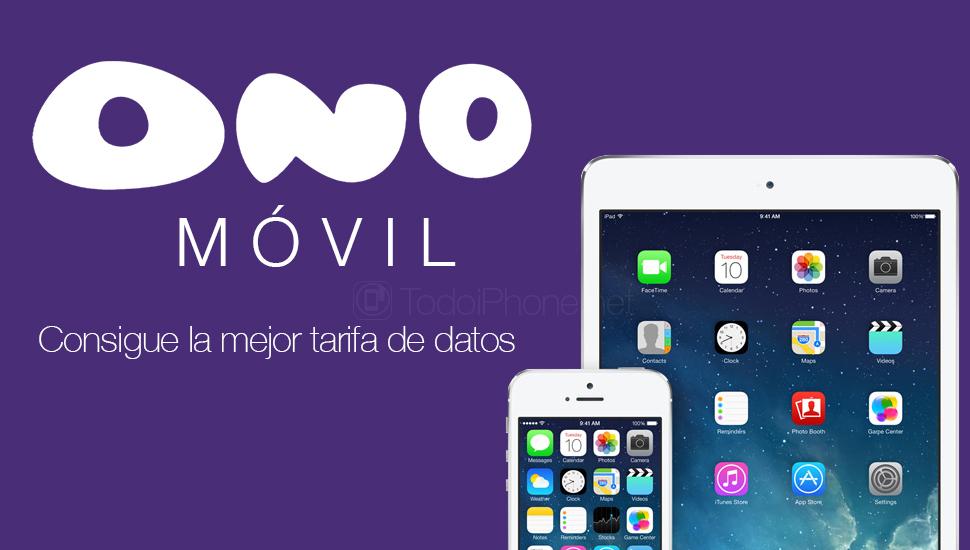 ONO-Tarifa-Datos-iPhone-iPad