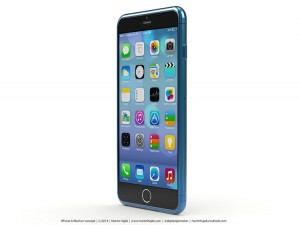 iPhone 6 Nuevo Concepto Hajek - Single