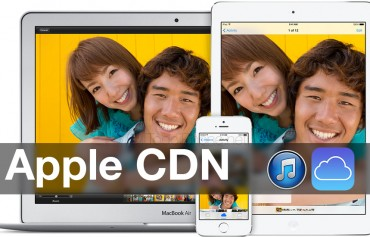 Apple-CDN-iTunes-iCloud