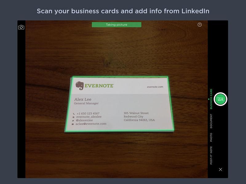 Evernote-iPad-screenshot-1