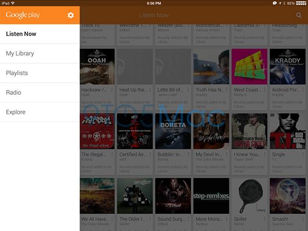 Google-Play-Music-iPad-screenshot-4