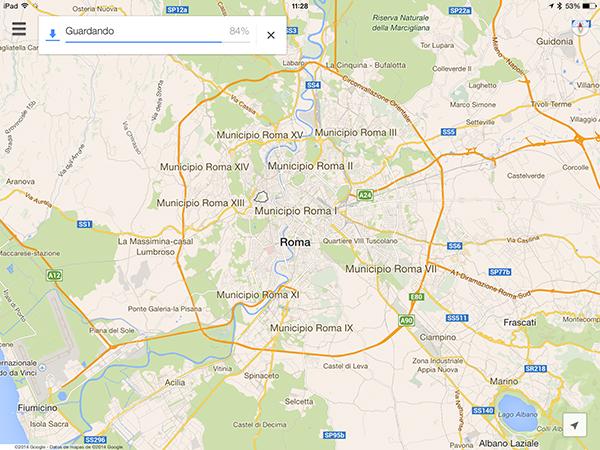 google-maps-usar-mapas-offline-iphone-screenshot-1
