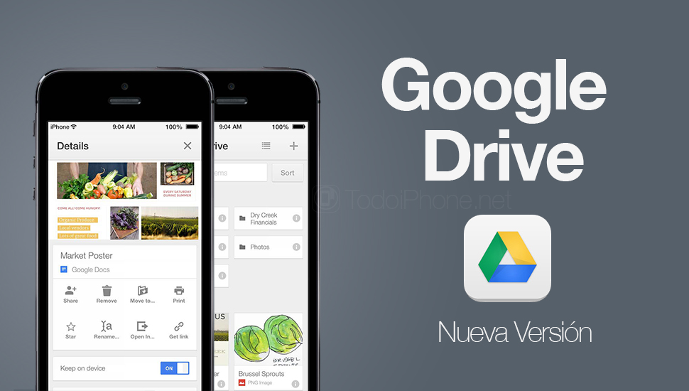 Google-Drive-Nueva-Version