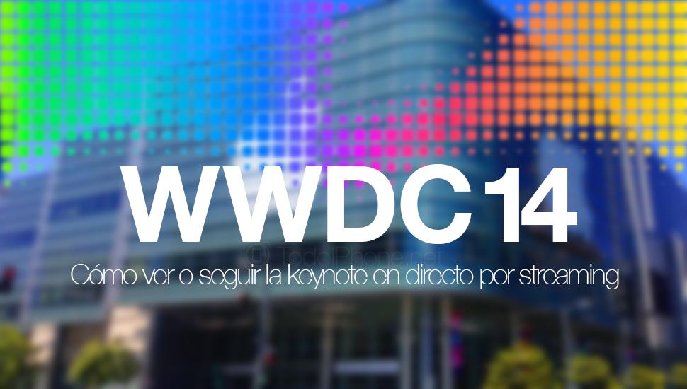 Ver-seguir-keynote-WWDC14-directo-streaming