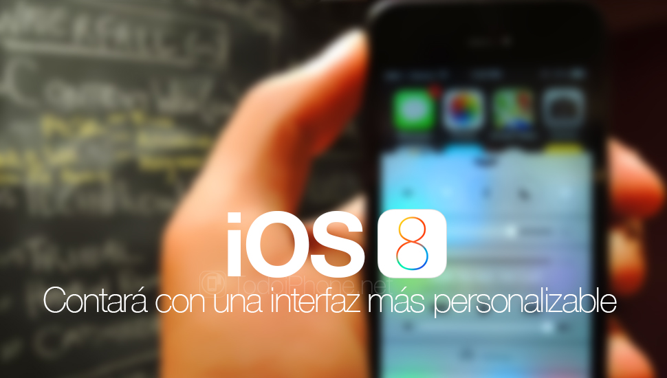 iOS-8-interfaz-personalizable
