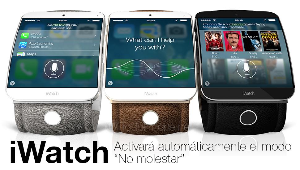 iwatch-activar-no-molestar