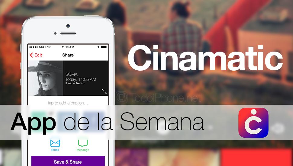 Cinamatic-App-Semana