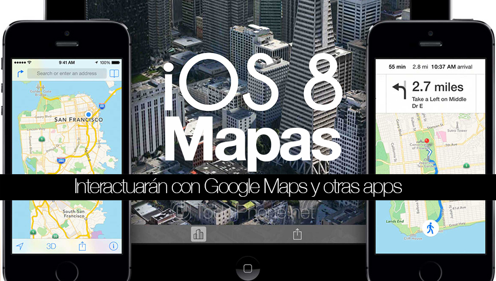 mapas-apple-interactuar-google-maps