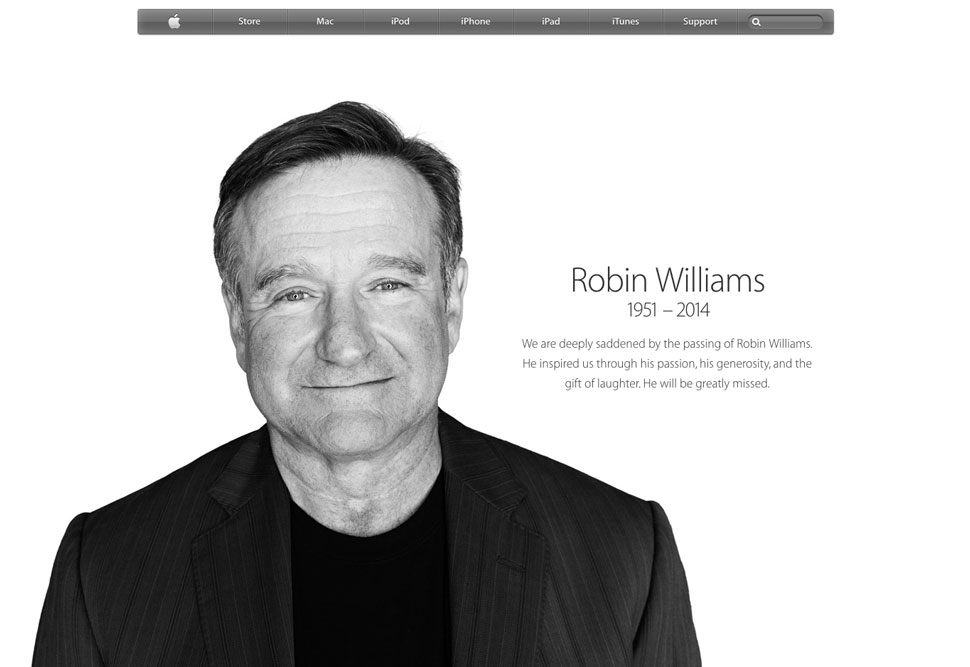 robin-williams-homenaje-apple