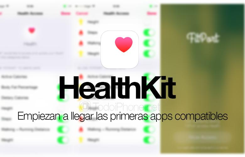 Healthkit-Apps-Compatibles