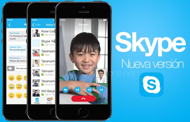Skype-iOS-8