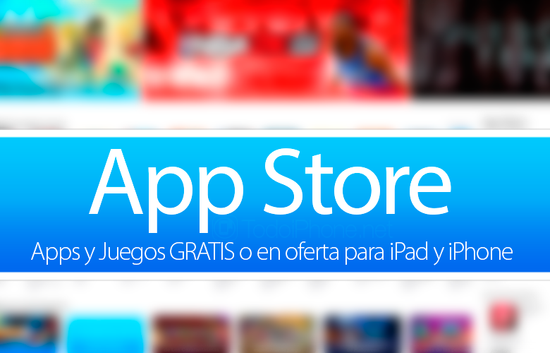 Apps y Juegos GRATIS o en oferta para iPhone y iPad (14/06/16)