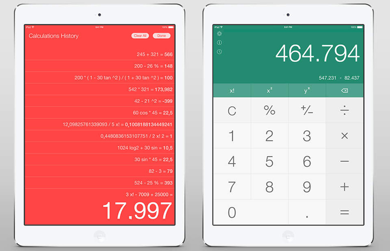Calc-One-Colores-iPad-iPad-mini