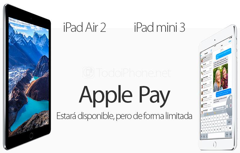 iPad-Air-2-iPad-mini-3-Apple-Pay-Disponible