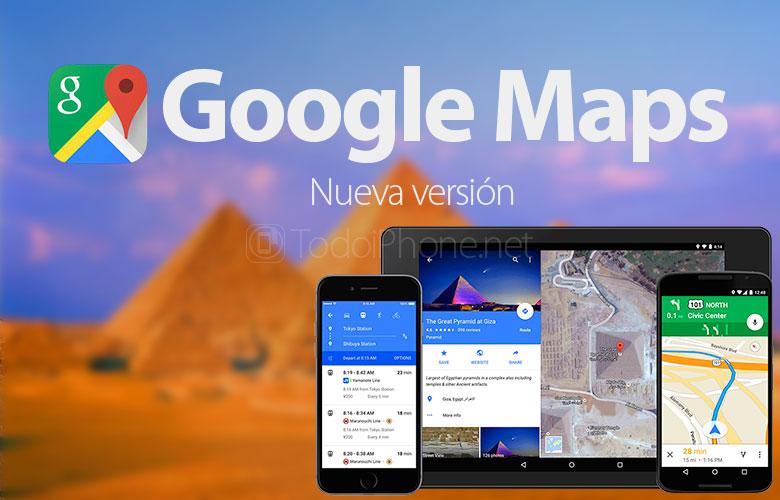 google-maps-nuevo-material-design-iphone-ipad